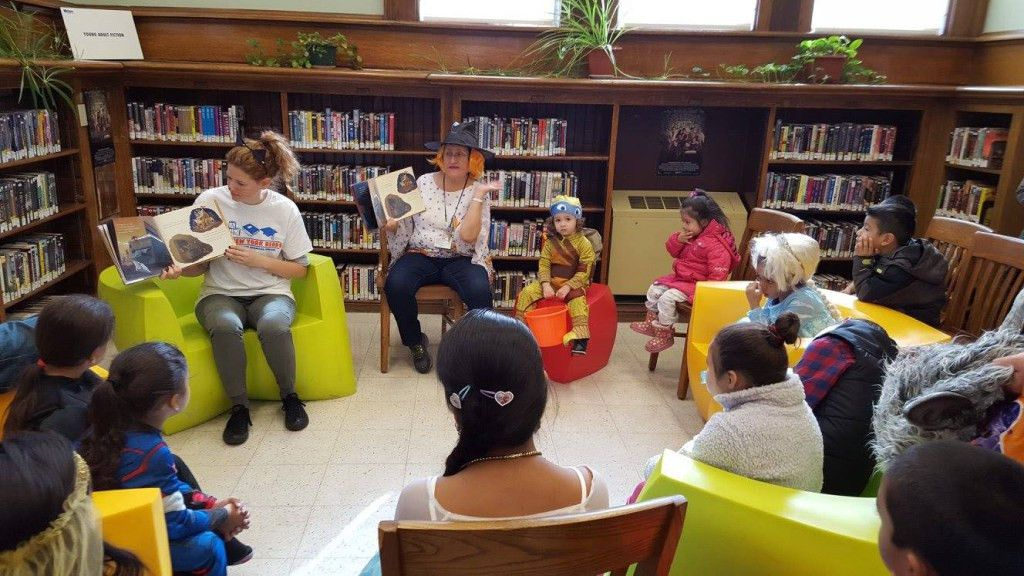Kindergarden – 2nd Grade | East New York Reads