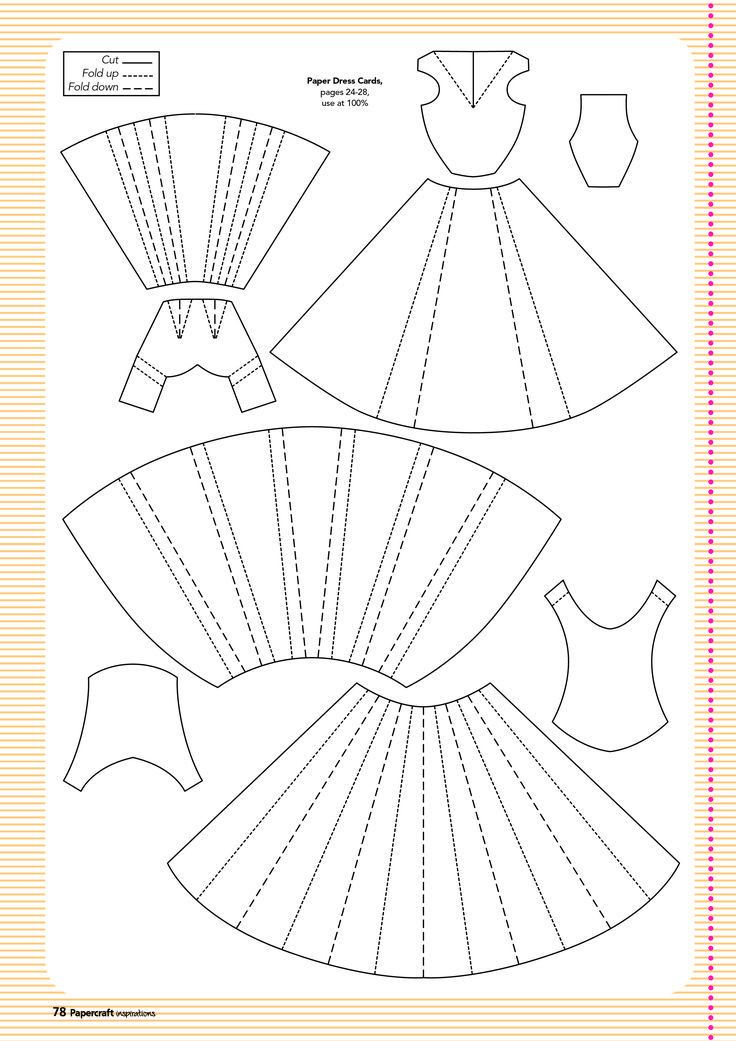 paper fold dress pattern - Yahoo Image Search Results | Origami ...