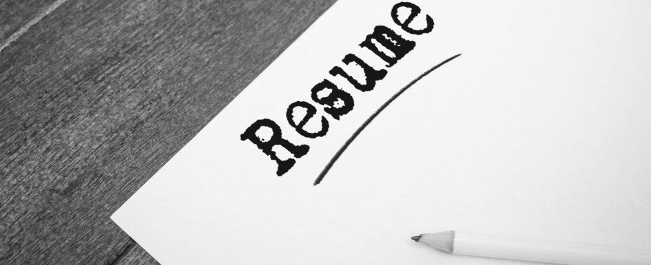 Get started! Shortcut tips for writing a resume - Consolidated ...