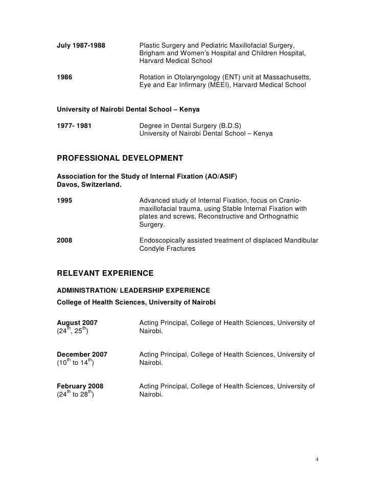 sample medical school cv resume for graduate school example