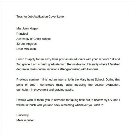 Operations Clerk Cover Letter