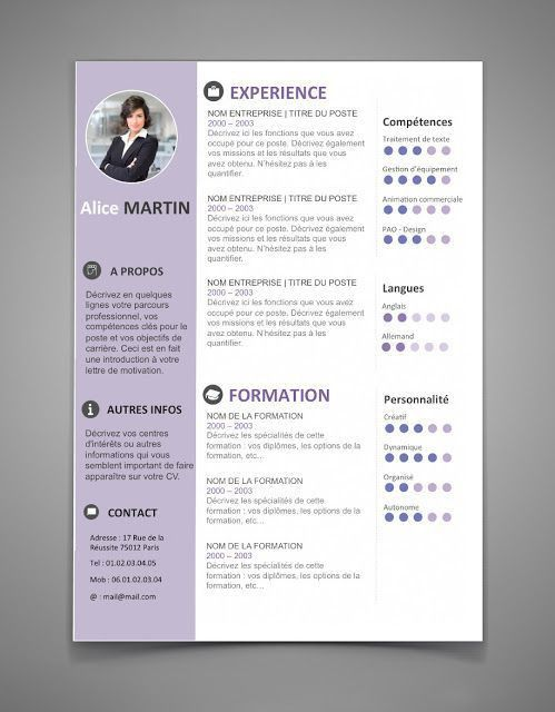 Best Resume Format Uk. the best cv and cover letter templates in ...
