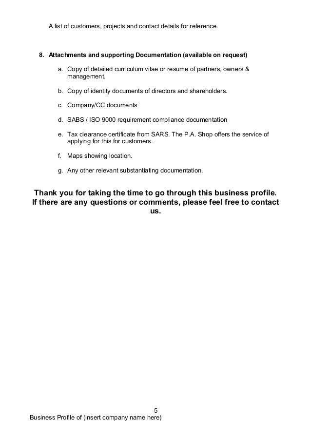 Business company-profile-templatedocdoc765