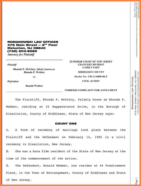 8+ nevada divorce papers pdf | Divorce Paper