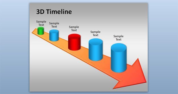 Free Roadmap PowerPoint templates