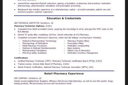 DOWNLOAD PHARMACY TECH CAREER LADDER, Walgreens Pharmacy ...