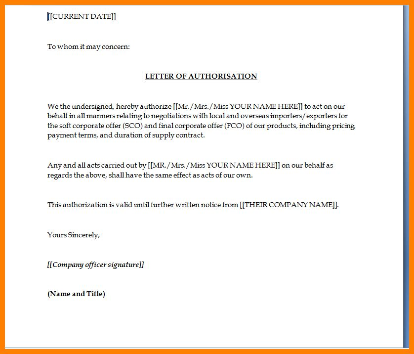 5+ authorization letter for bank statement | dialysis-nurse