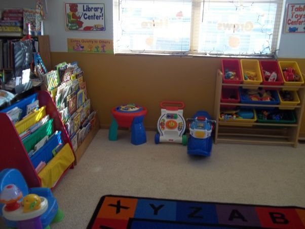 Home Daycare Decorating Ideas With Creative Preschool Classroom ...