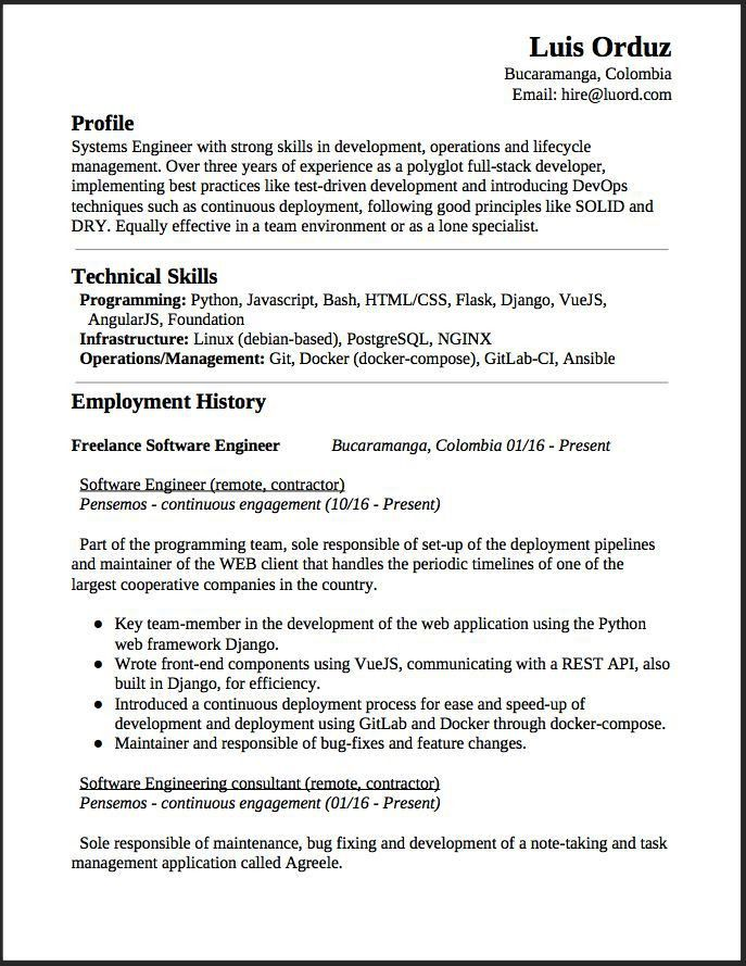 1902 best FREE RESUME SAMPLE images on Pinterest | Cover letters ...