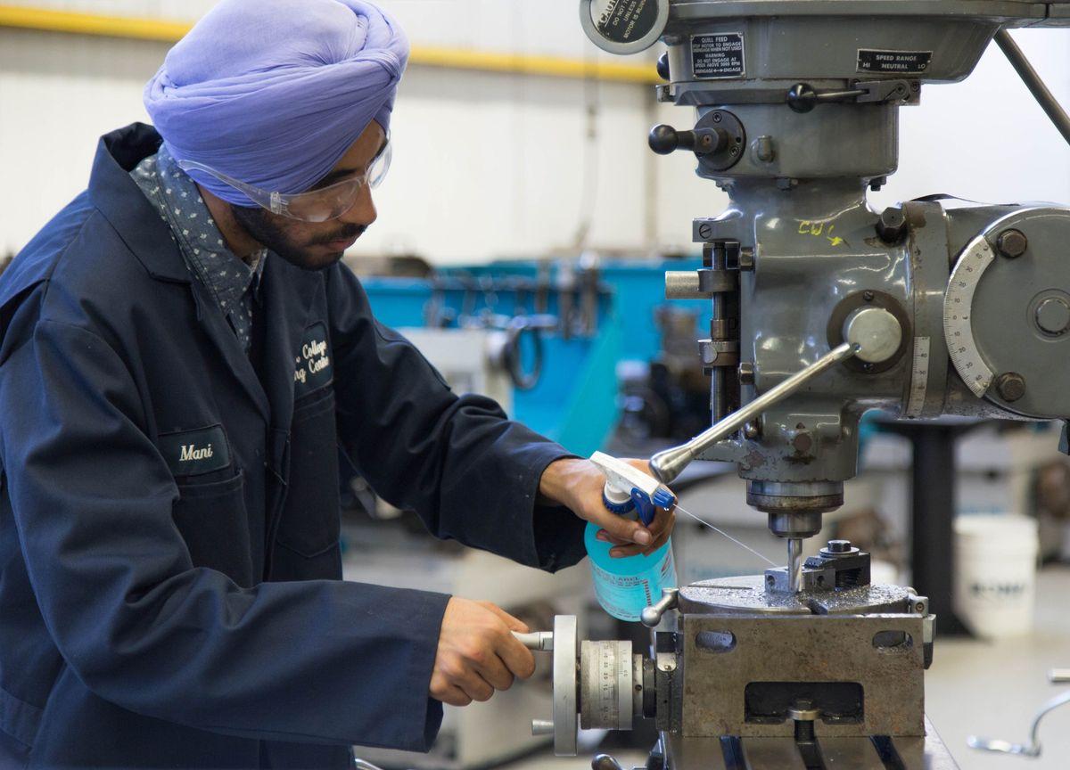Mechanical Technician - Tool Maker | Sheridan