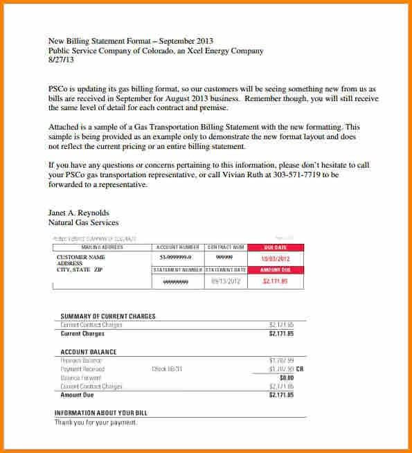 Billing Statement Template. Rental Invoice Template Rental Invoice ...