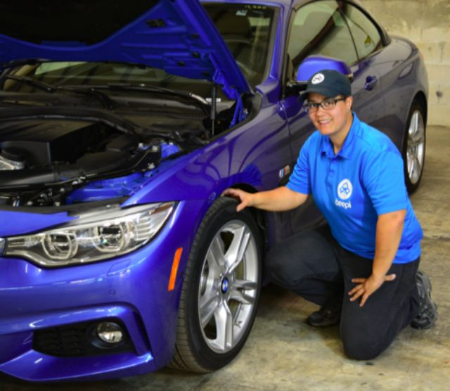Jocelyn Rivera, East Coast Lead Automotive Inspector for Beepi ...