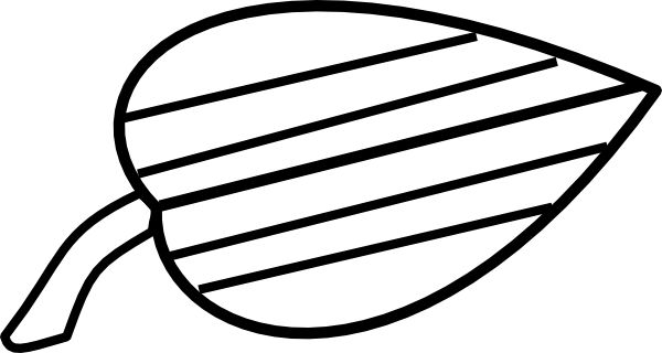 Leaf Clip Art at Clker.com - vector clip art online, royalty free ...