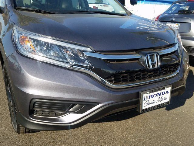 2016 Honda CR-V SE Santa Maria CA | San Luis Obispo Lompoc Arroyo ...