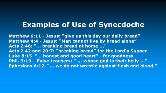 Figurative Language - BibleThought