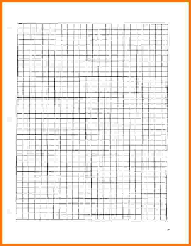 4+ graph paper template word | Itinerary Template Sample