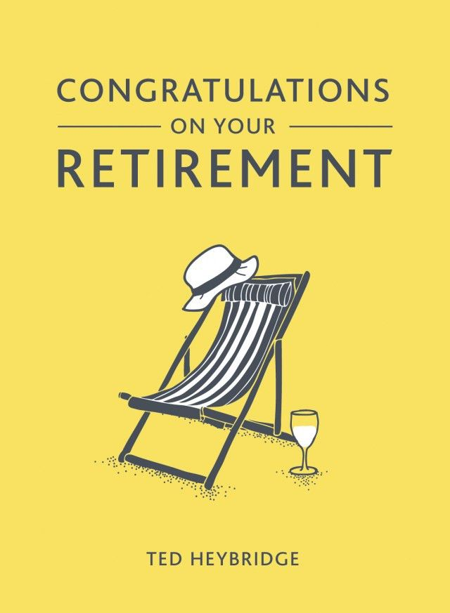 Congratulations on Your Retirement   Activated Ireland