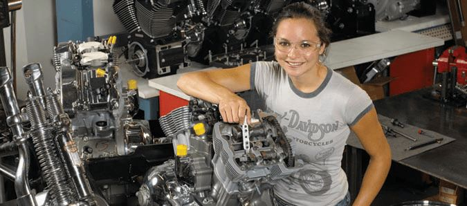Motorcycle Mechanic Job Description - How to Become a Motorcycle ...