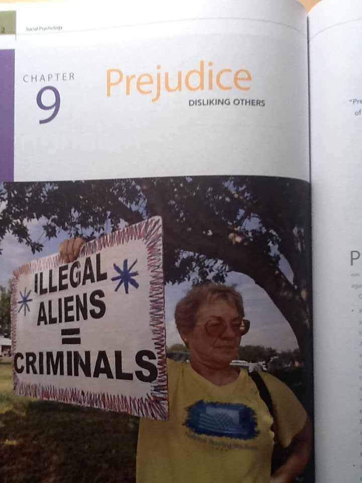 Liberal Indoctrination Example – Psych Textbook | The Last Refuge