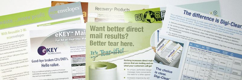 Envelope Product Flyers - Customizable Flyers | WSEL