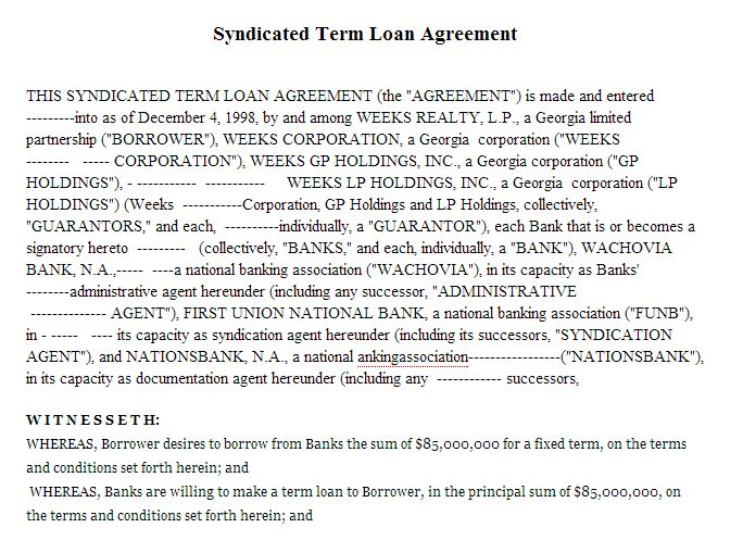 95+ Best Agreement Templates | Sample Templates