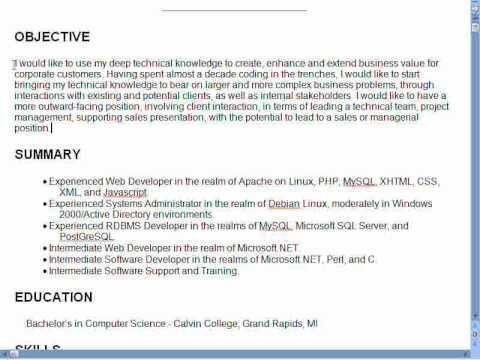 resume good objective resume objective customer service examples ...