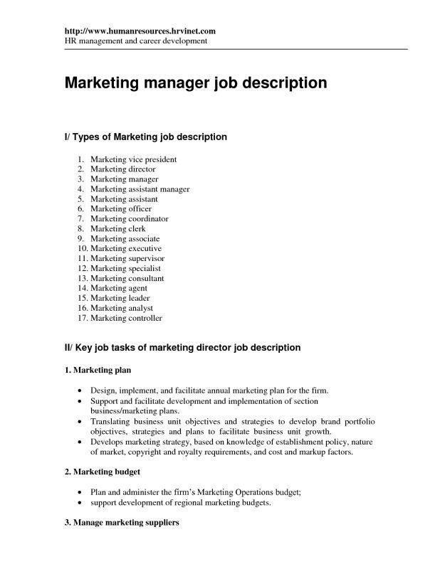 cover letter music industry job descriptions music industry job ...