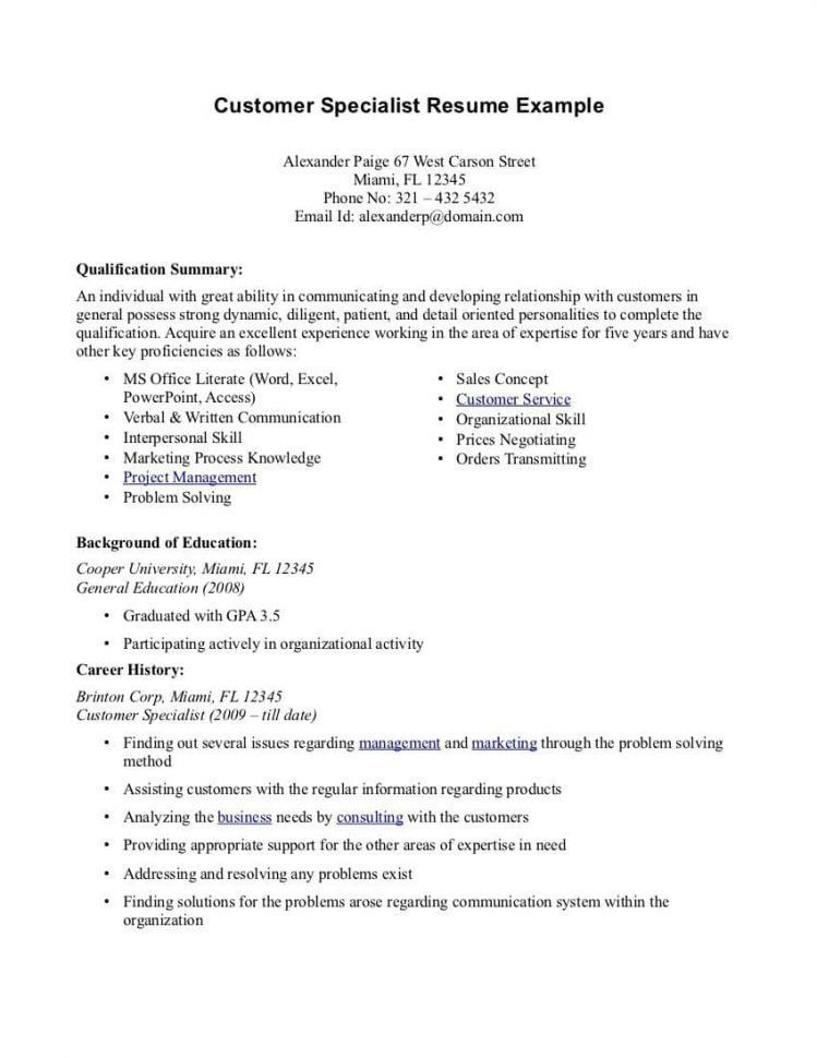 Calibration technician resume