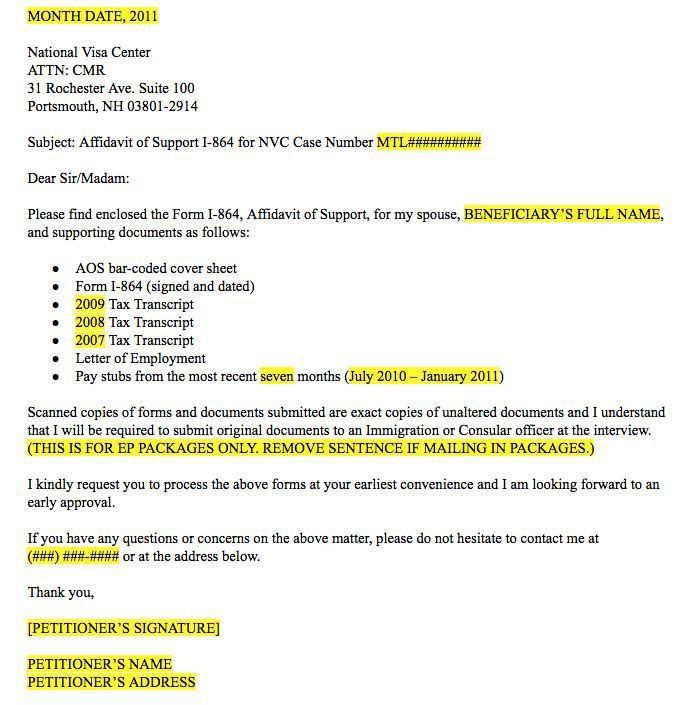 AOS Cover Letter AOS Cover Letter Sample MONTH DATE, 2011 National ...