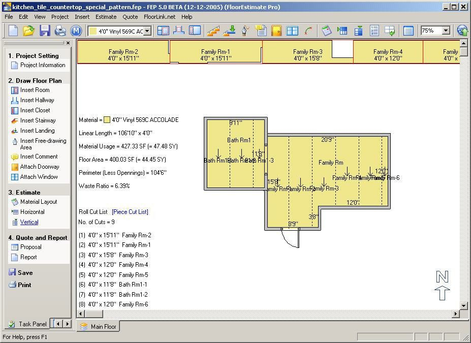Floor Covering Estimating Software Flooring Estimating Software