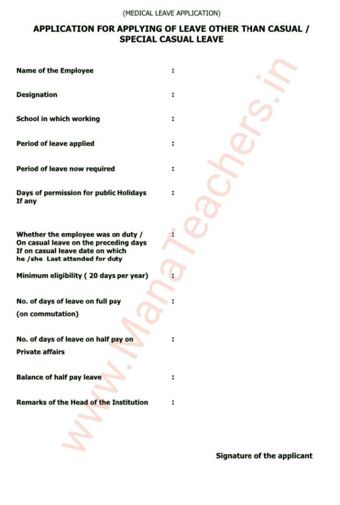 ⏩ Medical leave application form and medical certificate ...