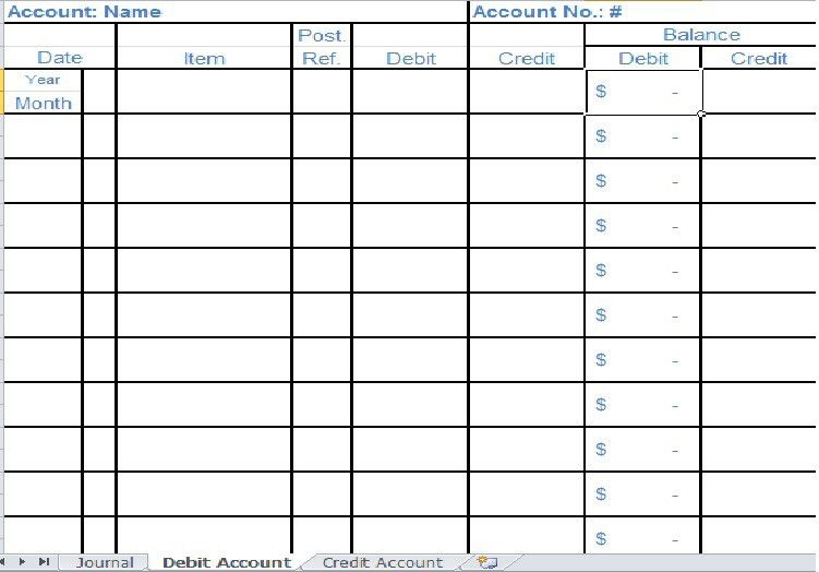 Bookkeeping Spreadsheet Template 2 Small Business Bookkeeping ...