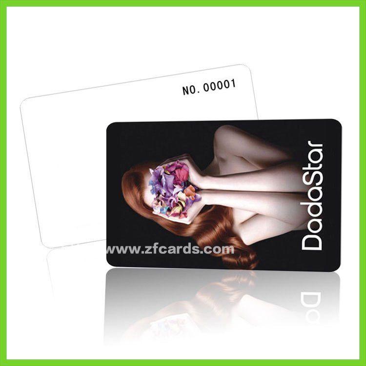 Custom Barber Shop Membership Card from china Membership Card ...