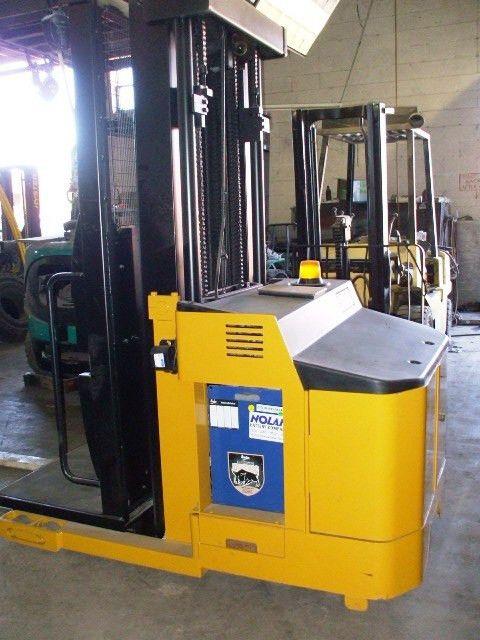 Yale Order Picker - Used Forklifts Houston - Call 713-496-0250