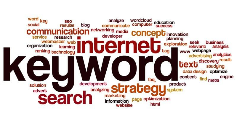 How to use the right keywords to make your website a success