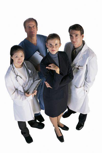 Director of Radiology Job Description - Woman