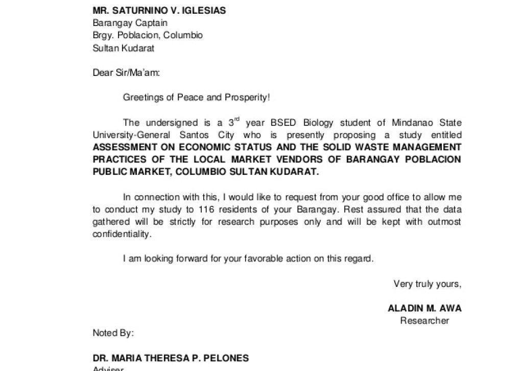 Economic Advisor Cover Letter