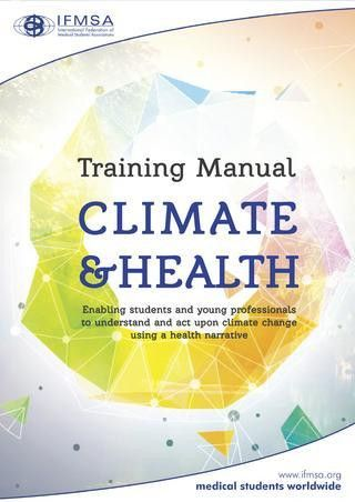 IFMSA Training Manual on Climate & Health by International ...