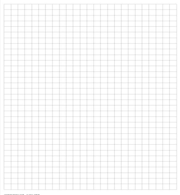 printing graph paper in word