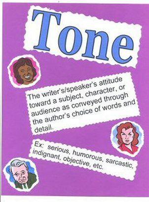 Tone - GGCA English