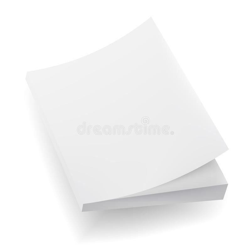 Blank Brochure Template - Osclues.com