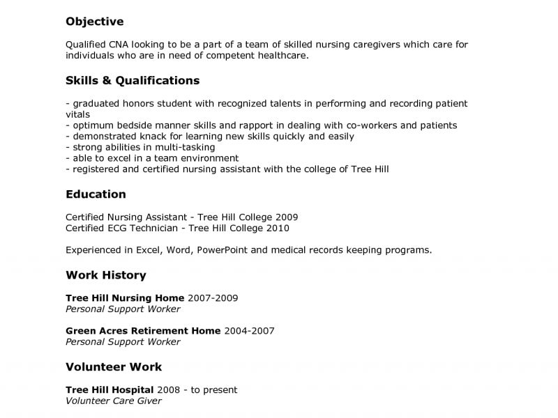 sample cna resume sample resume cna nurse resume backgrounds - Cna Resume Objective Statement Examples