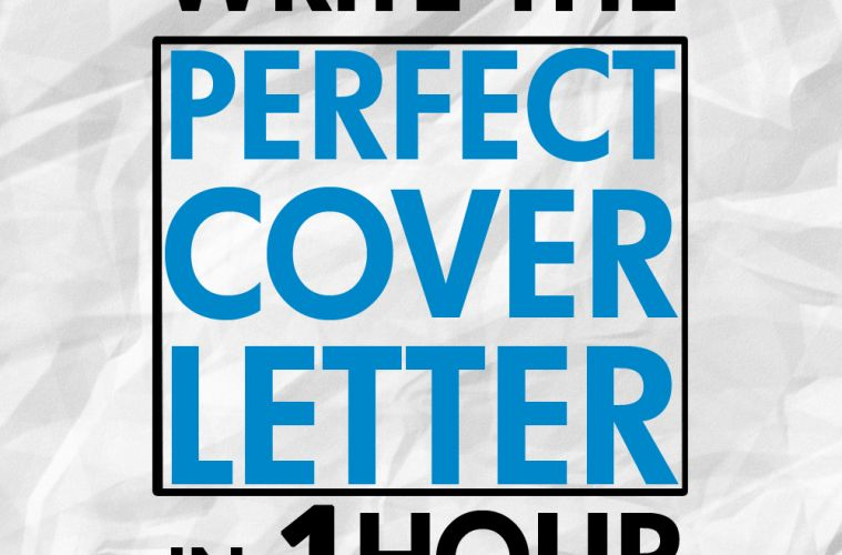 Write The Perfect Cover Letter In One Hour | She Leads Africa