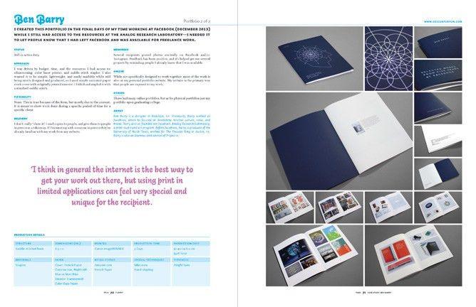 Flaunt: Designing effective, compelling and memorable portfolios ...