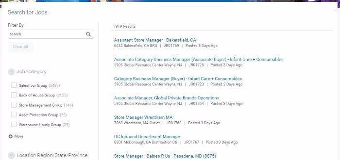 Toys R Us Job Application and Employment Resources | Job ...