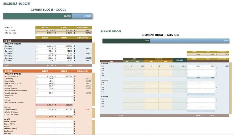 Free Financial Templates that Keep You on Track - Empire Flippers