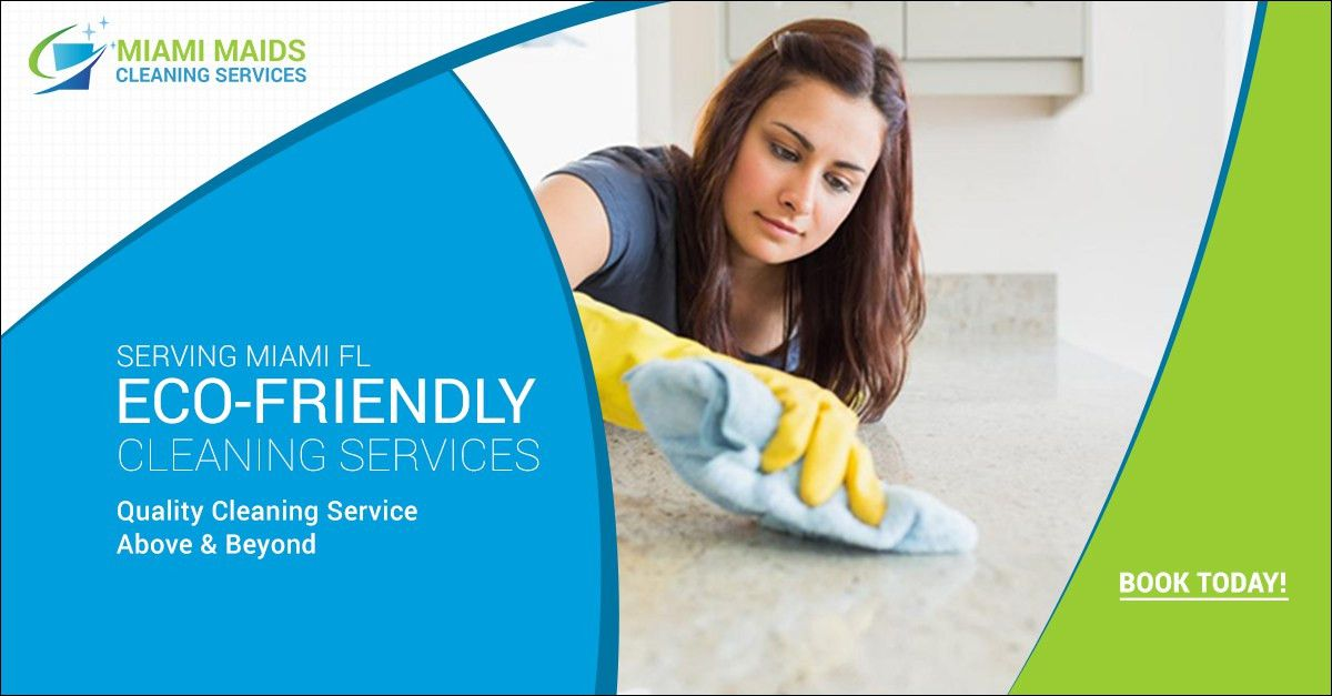Cleaning Services Miami | Call (305) 363-1208