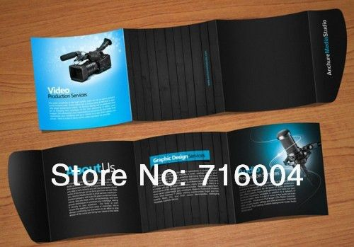 printed short Picture - More Detailed Picture about A4 brochure ...