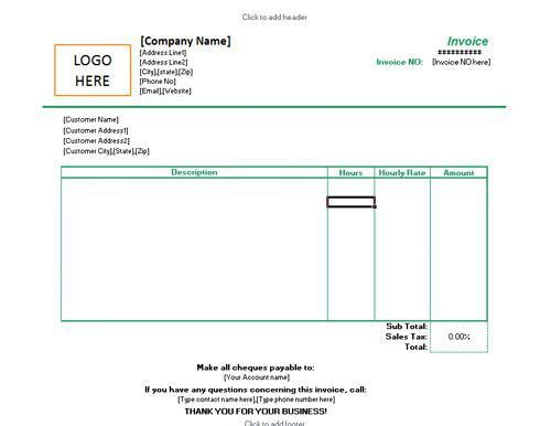 9 best Free Invoice Template Online images on Pinterest | Invoice ...