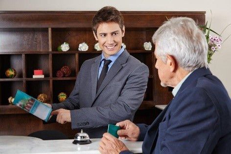 Managing Front Office Operations Is A Dynamic Job Role ...